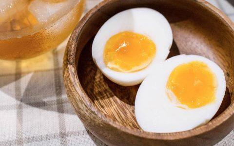 蛋也分五分熟七分熟?完美水煮蛋的秘诀必收藏
