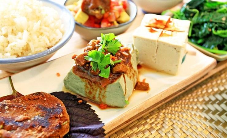 超人气低GL饮食法,豆腐餐7天减重5公斤