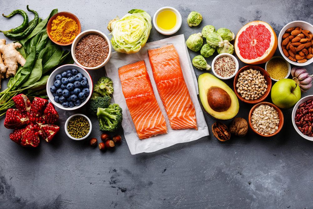 """0种食物可能会影响你死于心脏病、中风和2型糖尿病的风险"""""""