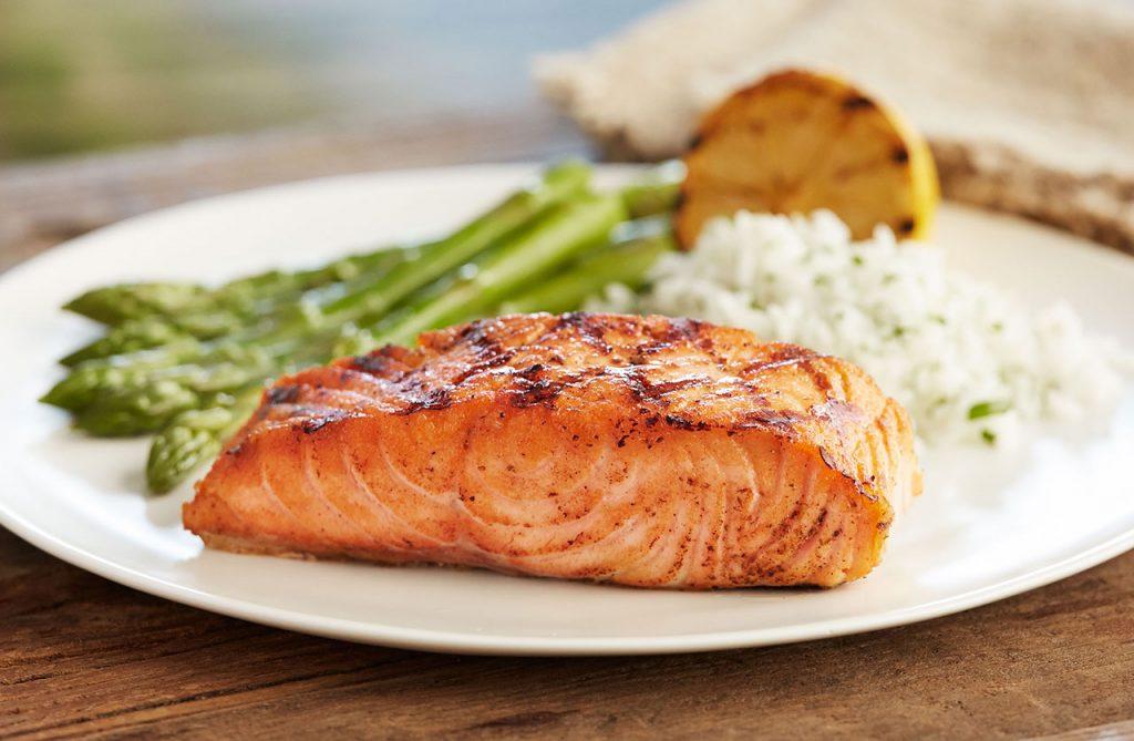 富含长链Omega-3s的食物