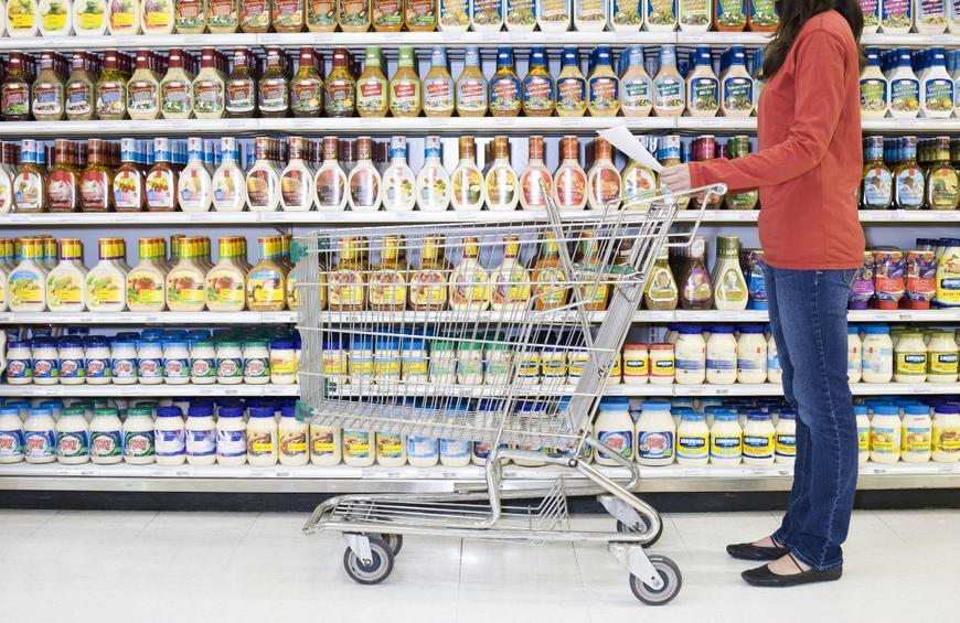 加工食品对人体的九种危害
