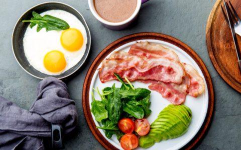 生酮饮食减肥可吃的16种食物