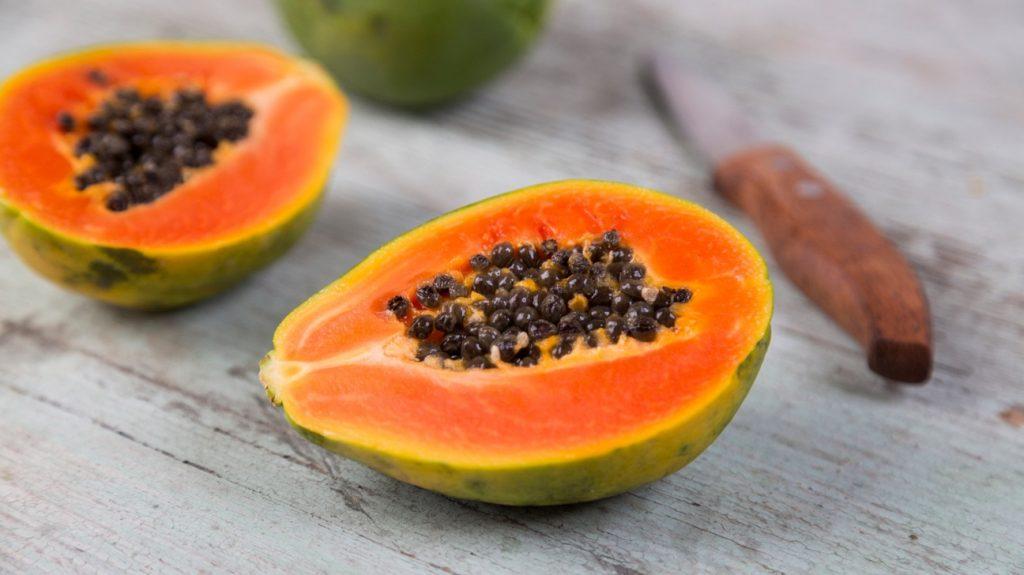 木瓜的正确吃法:如何切和吃木瓜