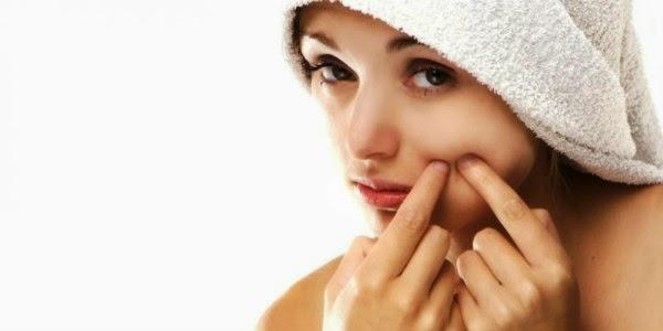 用这些减肥秘诀消除脸上的粉刺