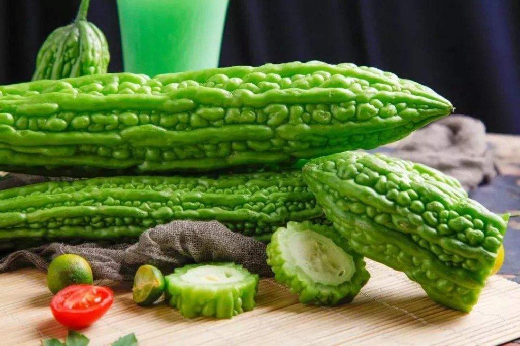 苦瓜是最天然的退火食物