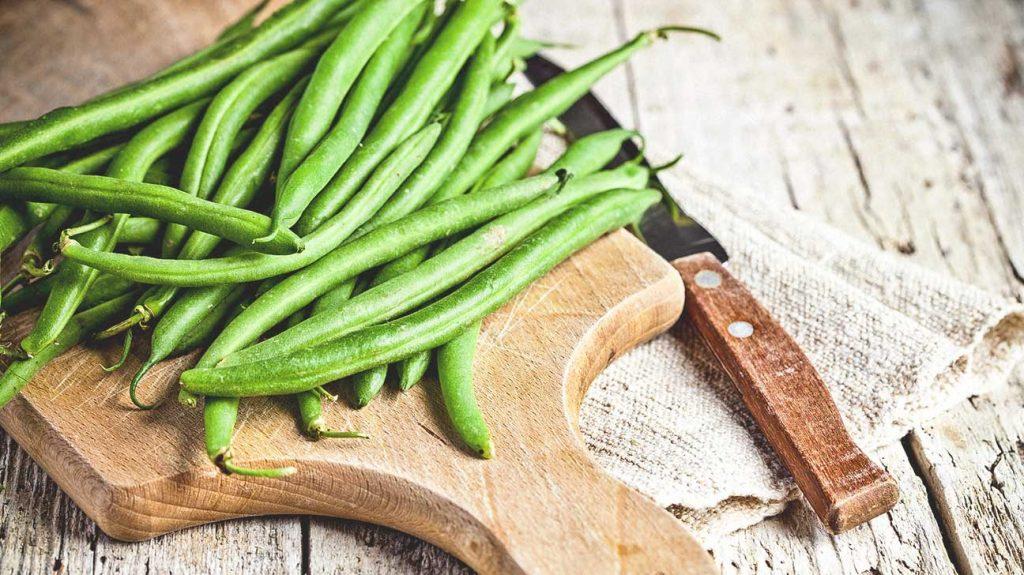 四季豆的营养价值和对健康的益处