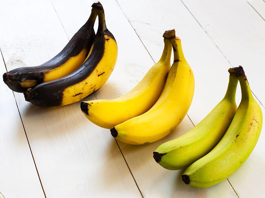 绿色香蕉能吃吗?绿色香蕉有什么好处和坏处?