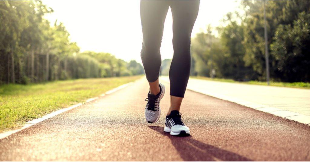 专家揭示每天走10000步相当于减肥锻炼吗?