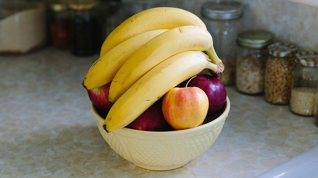 你知道在锻炼前吃香蕉有什么作用吗?