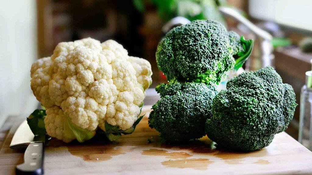 西兰花和花椰菜的区别:哪个更健康?