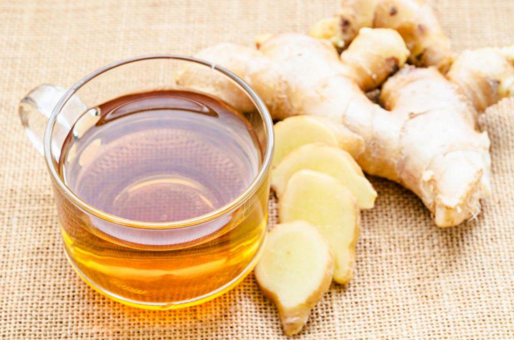 喝生姜水的好处和副作用是什么?