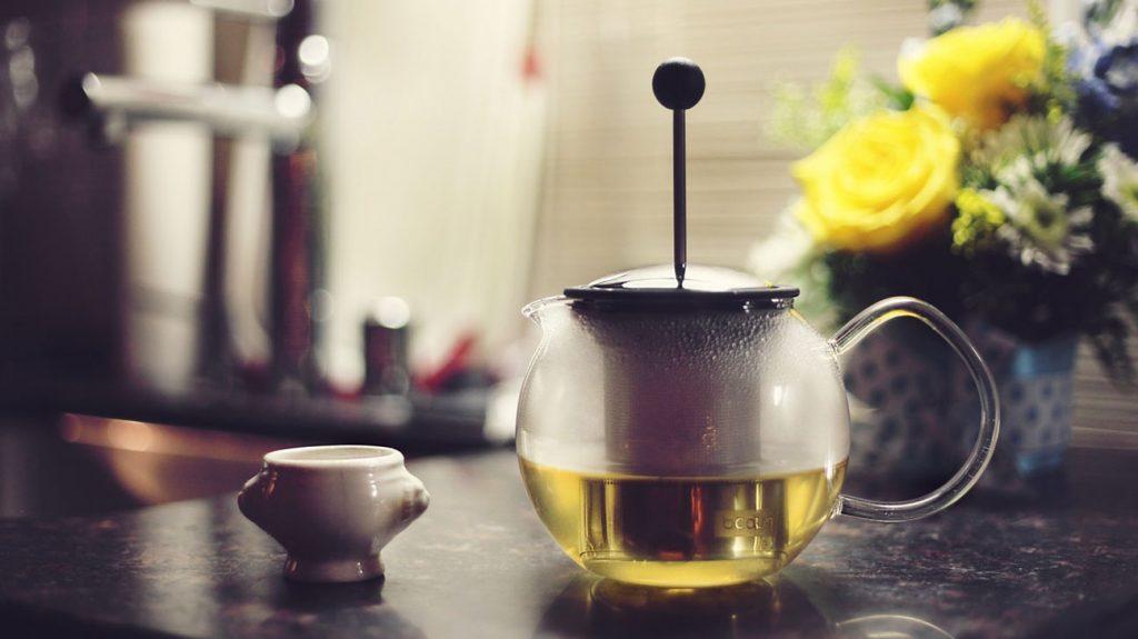 喝绿茶的好处:绿茶如何帮助你减肥!