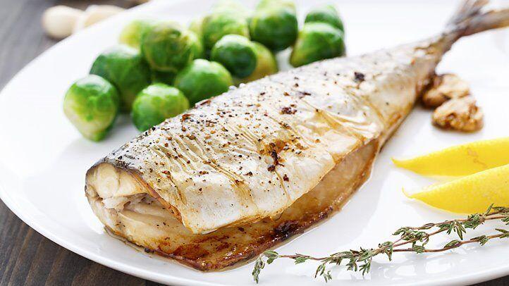 鲑鱼和金枪鱼富含镁和Omega-3脂肪酸