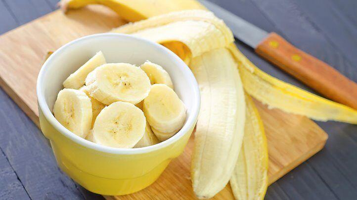 吃香蕉作为一种富含镁的零食