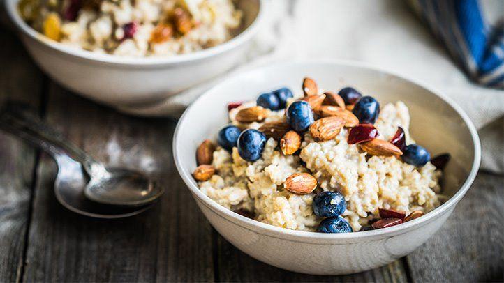 燕麦片是有益早餐的7个理由
