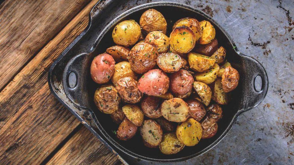 """个土豆的营养价值和健康益处"""""""
