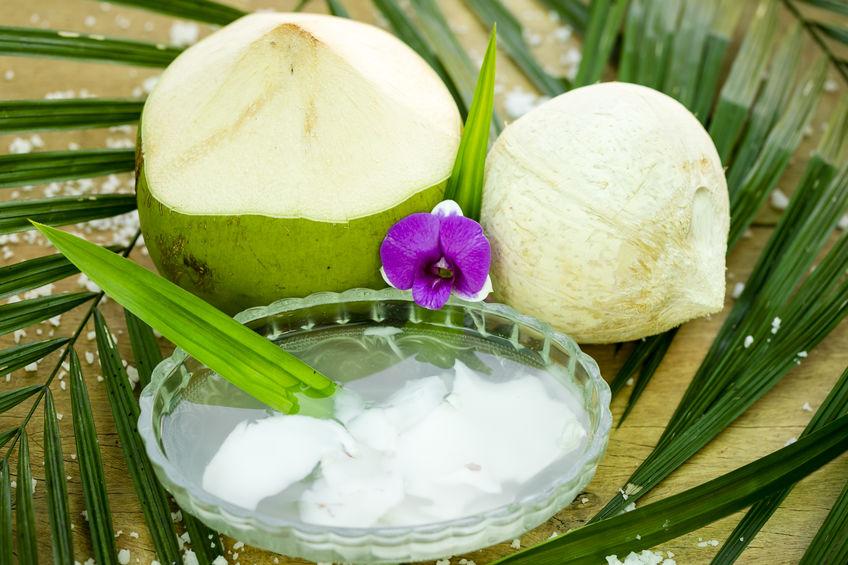 生命之水-椰子汁,美肌瘦身、防心血管疾病还可助眠
