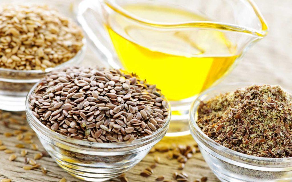 亚麻籽对护理头发有效吗?