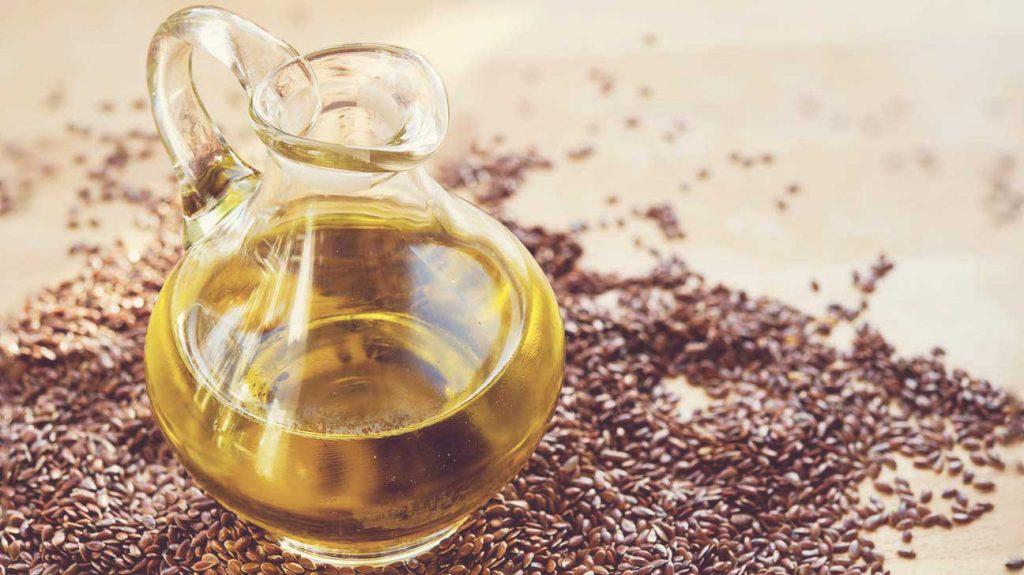 亚麻籽油的6个功效与作用以及怎么吃?
