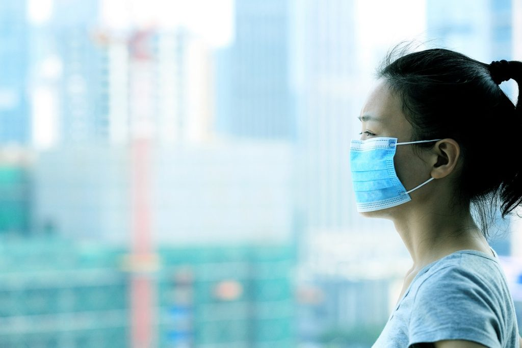 每年有700万人因空污死亡!多喝水等7类养肺食物抗PM2.5