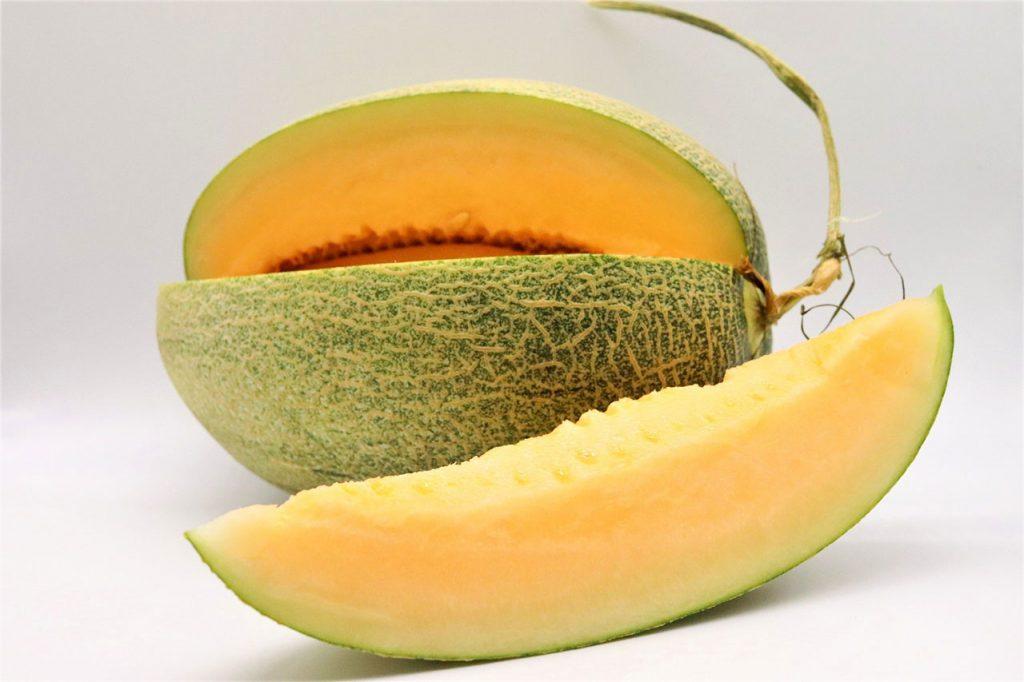 瓜中之王哈密瓜:搭这些水果吃,加倍降血压消水肿