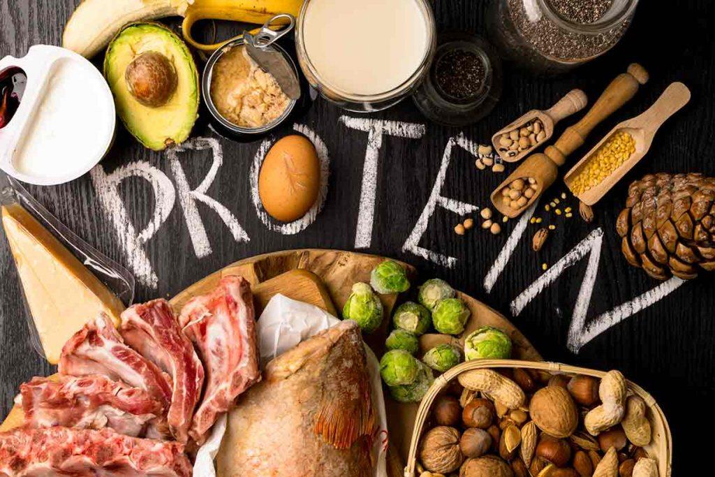 摄入过多蛋白质会有风险吗?
