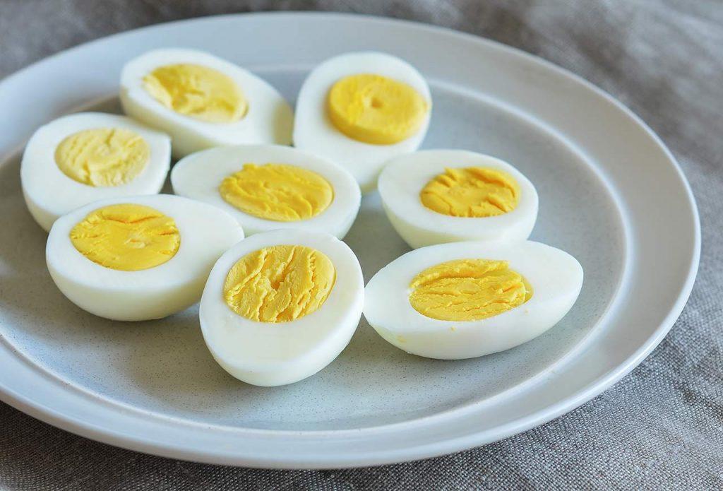 早餐吃蛋,减糖又减脂!水煮蛋是最经济实惠的蛋白质补充品