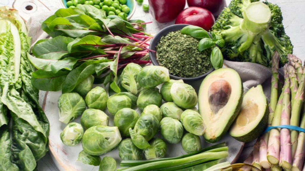 """5种富含维生素K的食物,以及对应的健康益处"""""""