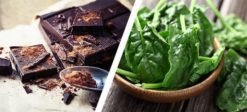 缺铁的人必看:15种富含铁的食物,建议摄入量和主要益处