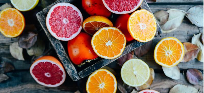 """7种主要柑橘类水果及其健康益处"""""""