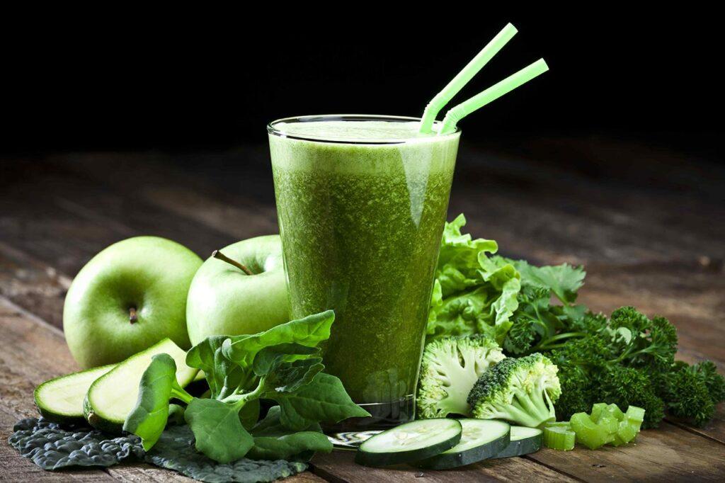 十大排毒养颜食物,从内到外滋养身体