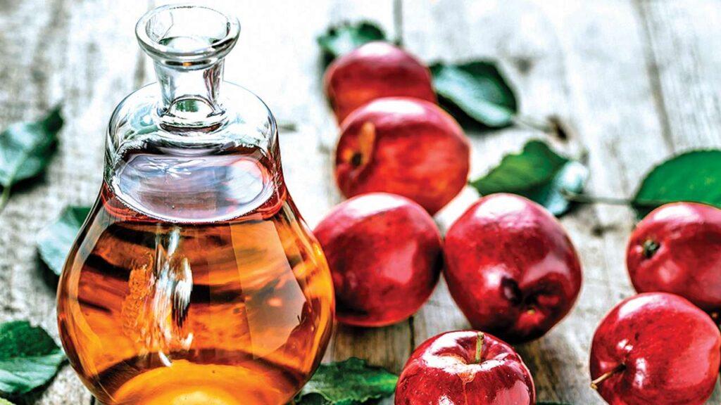 苹果醋有助于控制高血压的5个原因