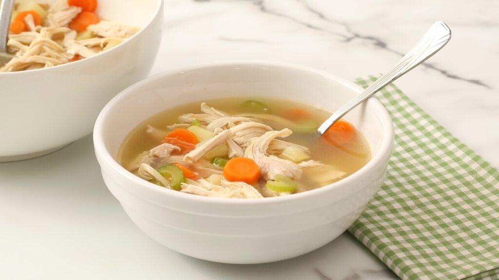 吃饭之前先喝汤的好处