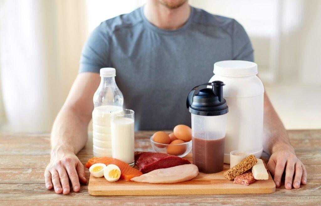 蛋白质摄取不够