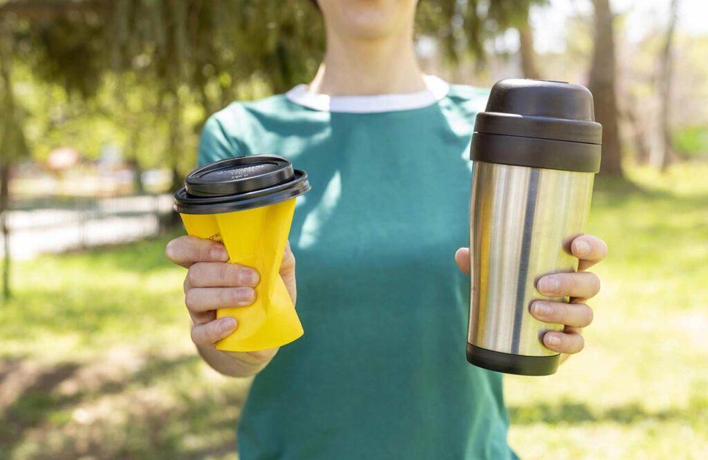 保温瓶要怎么洗才干净?6个小贴士:去除脏污细菌、只装水也要每天清