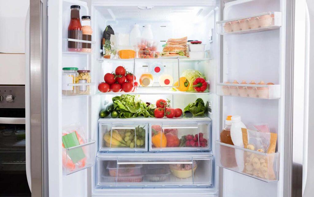 你选拉肚子还是冰箱坏掉?其实食物不用放凉再冰冰箱!