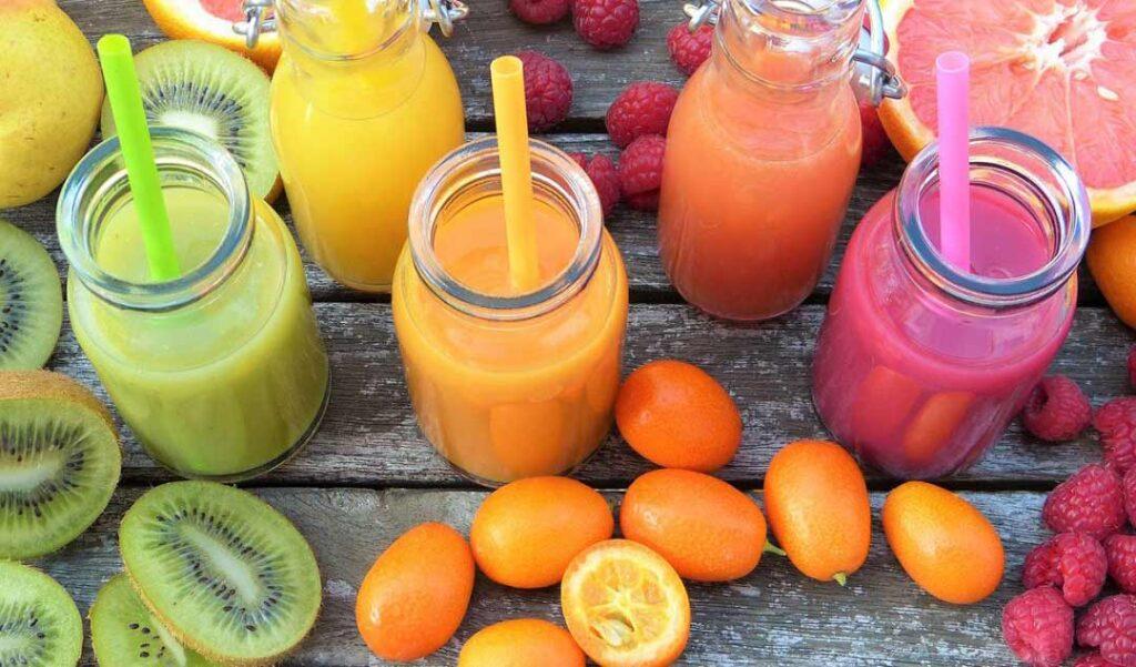 """00%纯果汁含糖量与可乐相同!研究:爱喝果汁免疫力变差,肿瘤长更快"""""""