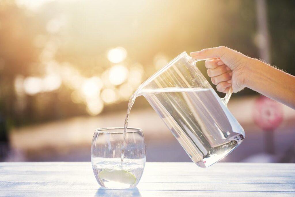 人体有多少水分?一文了解人体10个主要器官含水比例