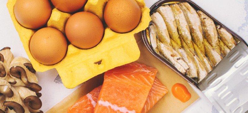 首选的维生素D的食物有哪些与它们的5个主要好处