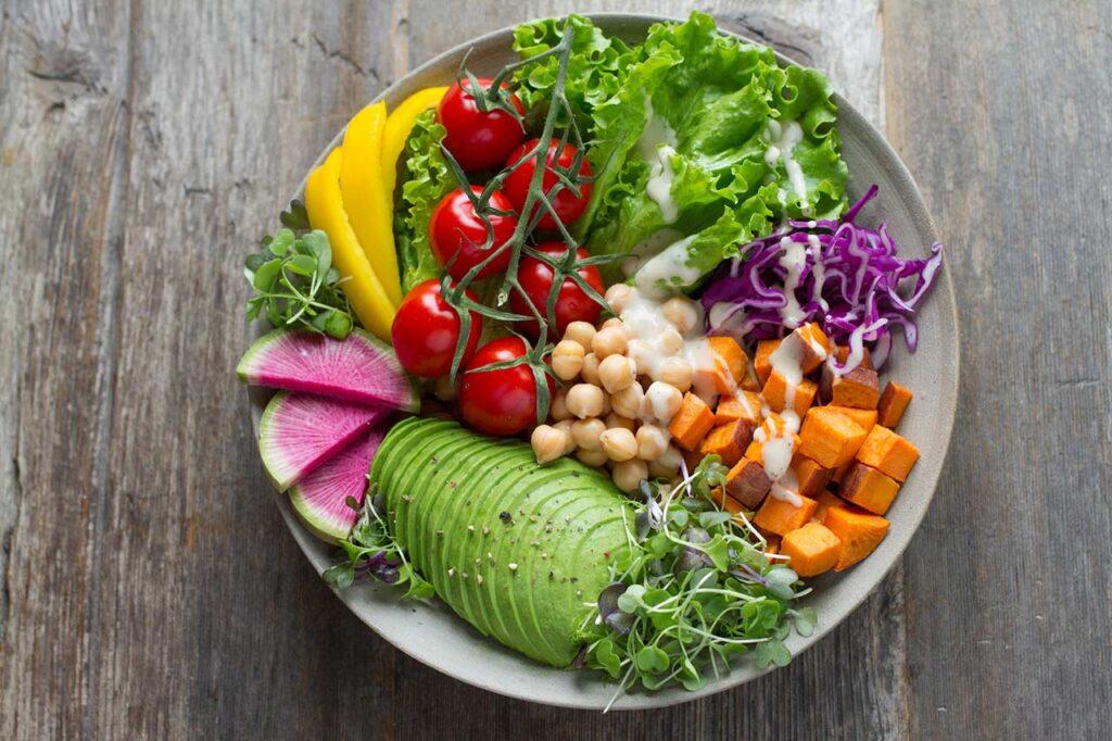 吃对素食才真养生!素食者3招饮食攻略