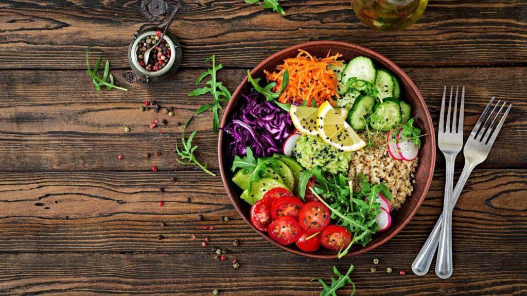 素食饮食:初学者指南和膳食计划
