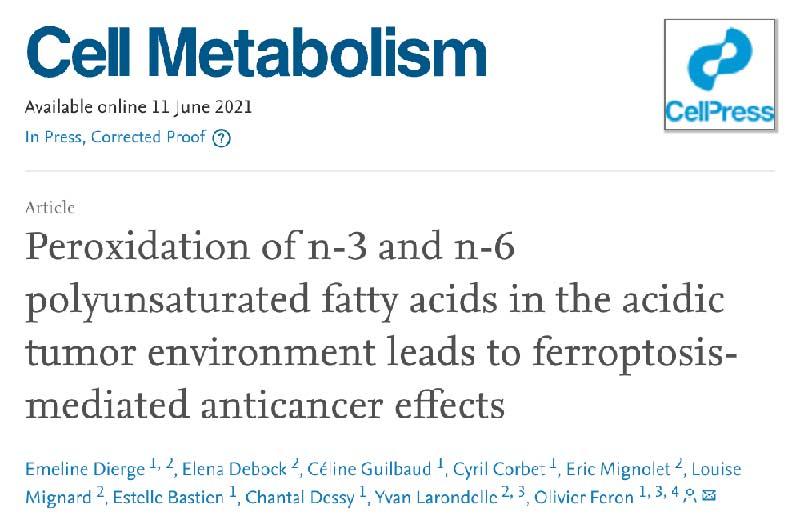 鱼油有望食疗抗癌!研究证实:omega-3能让癌细胞「自爆」