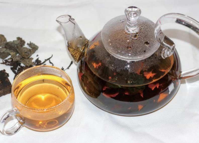 紫苏叶宣肺化痰,2招泡出防病药茶!鼻塞、腹胀7大症状都适饮
