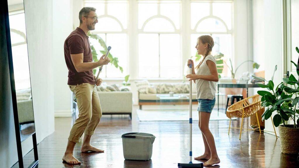 多做家事提升幸福感!《Science》旗下研究:家庭活动让你「精神焕发」